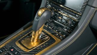 Prueba: Topcar 911 Turbo Stinger GTR palanca