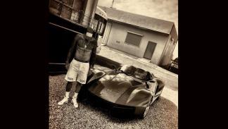 Rezvani Beast Chris Brown