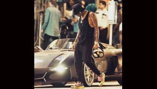 Rezvani Beast Chris Brown 2