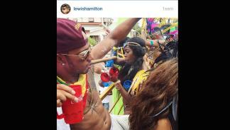 Hamilton puro barbados carnavales