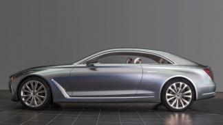 Hyundai Vision G Concept Coupe lateral