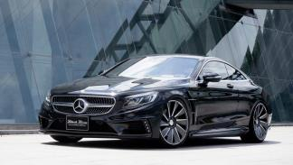 Mercedes Wald Clase S Black Bison Coupe