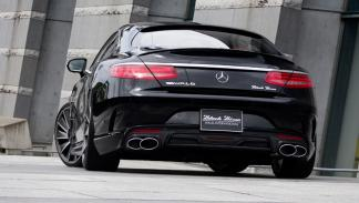 Mercedes Wald Clase S Black Bison Coupe trasera