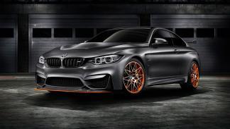 BMW M4 GTS concept delantera