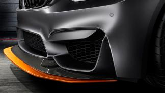 BMW M4 GTS concept paragolpes
