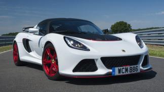 Lotus Exige 360 Cup frontal