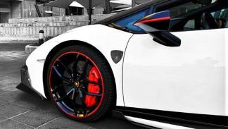 Lamborghini Huracan DMC Stage 3 llantas