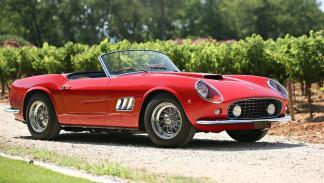 coches-más-caros-pebble-beach-2015-Ferrari-250-gt-swb-california-spider-1961