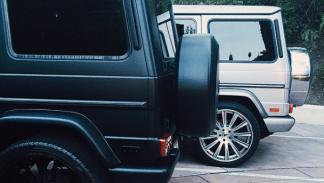 Ranger Rover de Kylie Jenner 1
