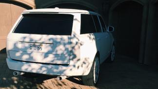 Ranger Rover de Kylie Jenner 2