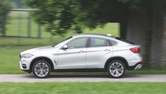 BMW X6 dinamica