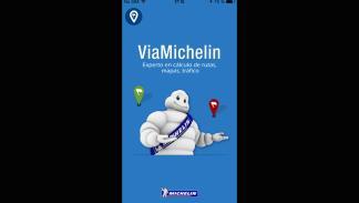 App ViaMichelin