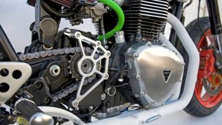 Triumph Thruxton 904S by Deus Ex Machina motor.