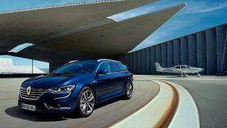 Renault Talisman Estate frontal