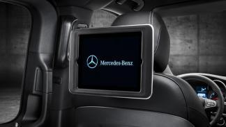 Mercedes Clase V AMG Line ipad