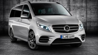 Mercedes Clase V AMG Line frontal