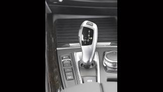 BMW X5 palanca cambio