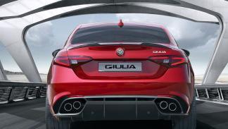 Alfa Giulia pilotos