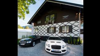 Refugio de montaña de Bentley en Kitzbühel