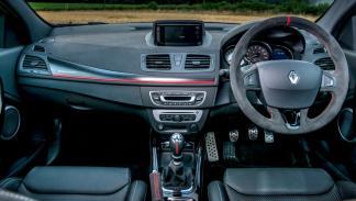 interior del Renault Mégane RS Cup S