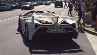 Lamborghini Veneno Roadster Ginebra