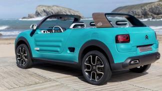 Citroën cactus M trasera