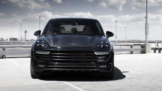 Porsche Cayenne Vantage delantera