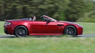 Prueba: Aston Martin V12 Vantage S Roadster