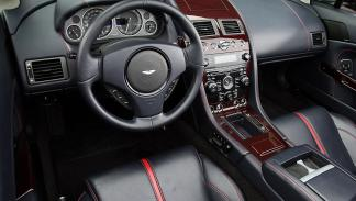 Prueba: Aston Martin V12 Vantage S Roadster interior