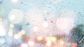 Sensor de lluvia