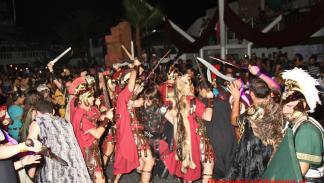 Fiestas de Cartagineses y Romanos