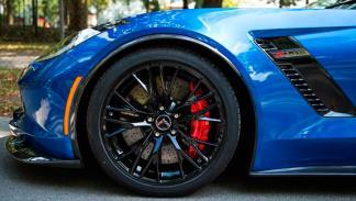 Corvette Geiger Cars rueda