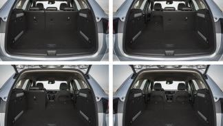 Opel Astra Sports Tourer maletero