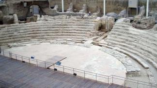 Teatro romano de Caesaraugusta