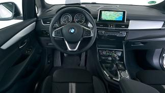 BMW Serie 2 Active Tourer interior