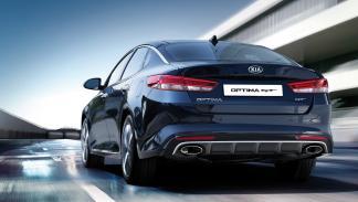 Kia Optima GT dinamica