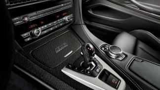 interior BMW M6 Competition