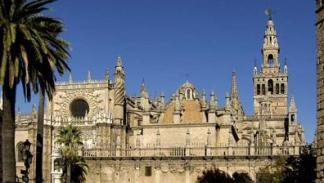 La Catedral de Sevilla.
