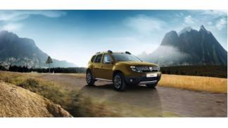 Dacia Duster 2016 tres cuartos delanteros