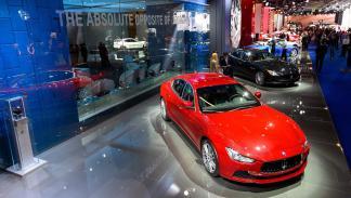 Maserati Ghibli Salon Frankfurt 2015