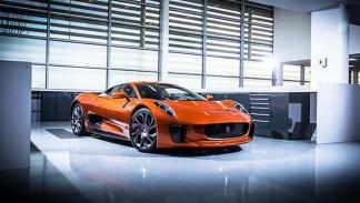 Jaguar C-X75 James Bond Spectre
