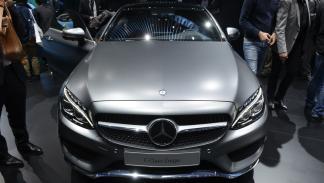 Mercedes Clase C Coupé 2015 Frankfurt