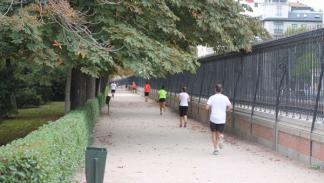 Los mejores parques de Madrid para 'runners'