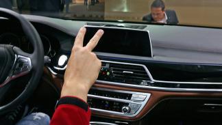 Cockpits revolucionarios del IAA BMW