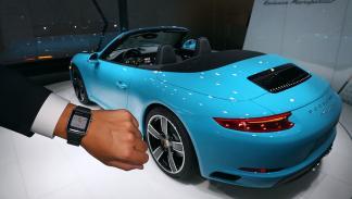 Cockpits revolucionarios del IAA Porsche