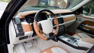 Mansory-Luxus-SUV-salpicadero