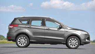 Comparativa SUV Kuga lateral