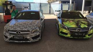 Mercedes de diseño MBFWM 2015 3