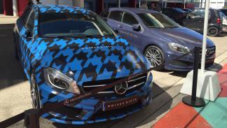 Mercedes de diseño MBFWM 2015 4