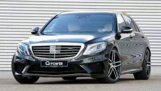 Mercedes S 63 AMG G-Power